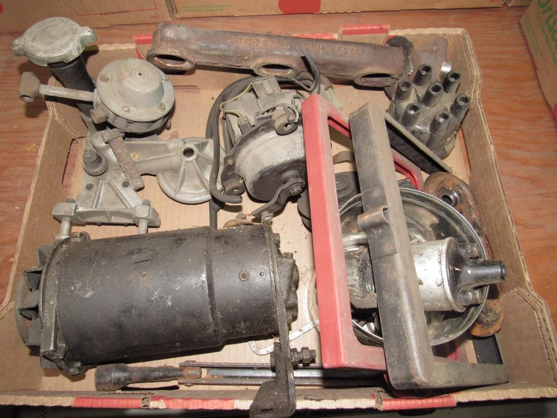 Alternator & Misc Car Parts