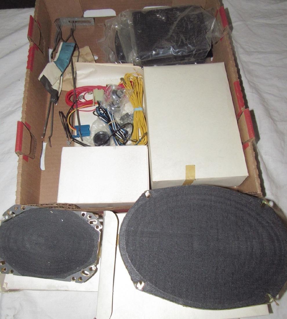 RCA Car Speakers & Misc