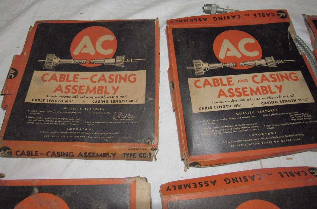 AC Cables & Assembly - 2
