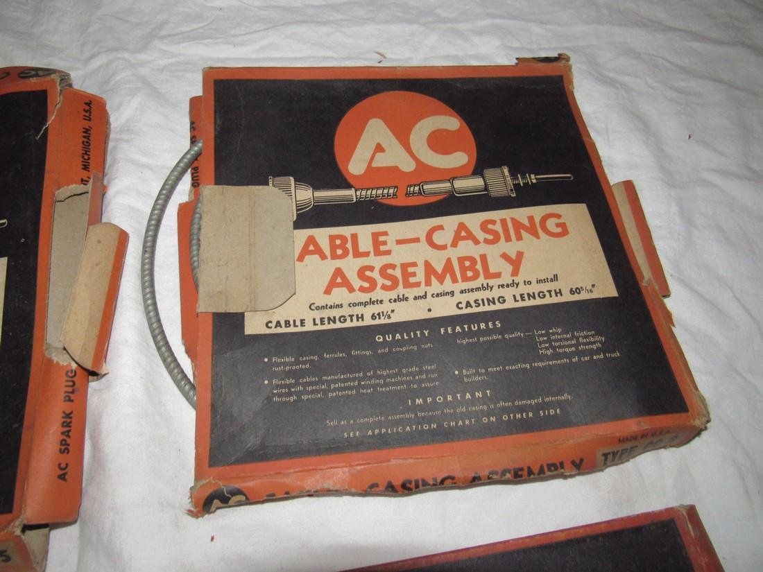 AC Cables & Assembly - 3