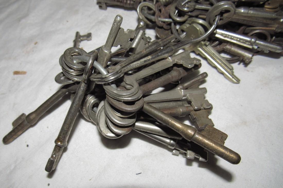 Antique Skeleton Keys - 3