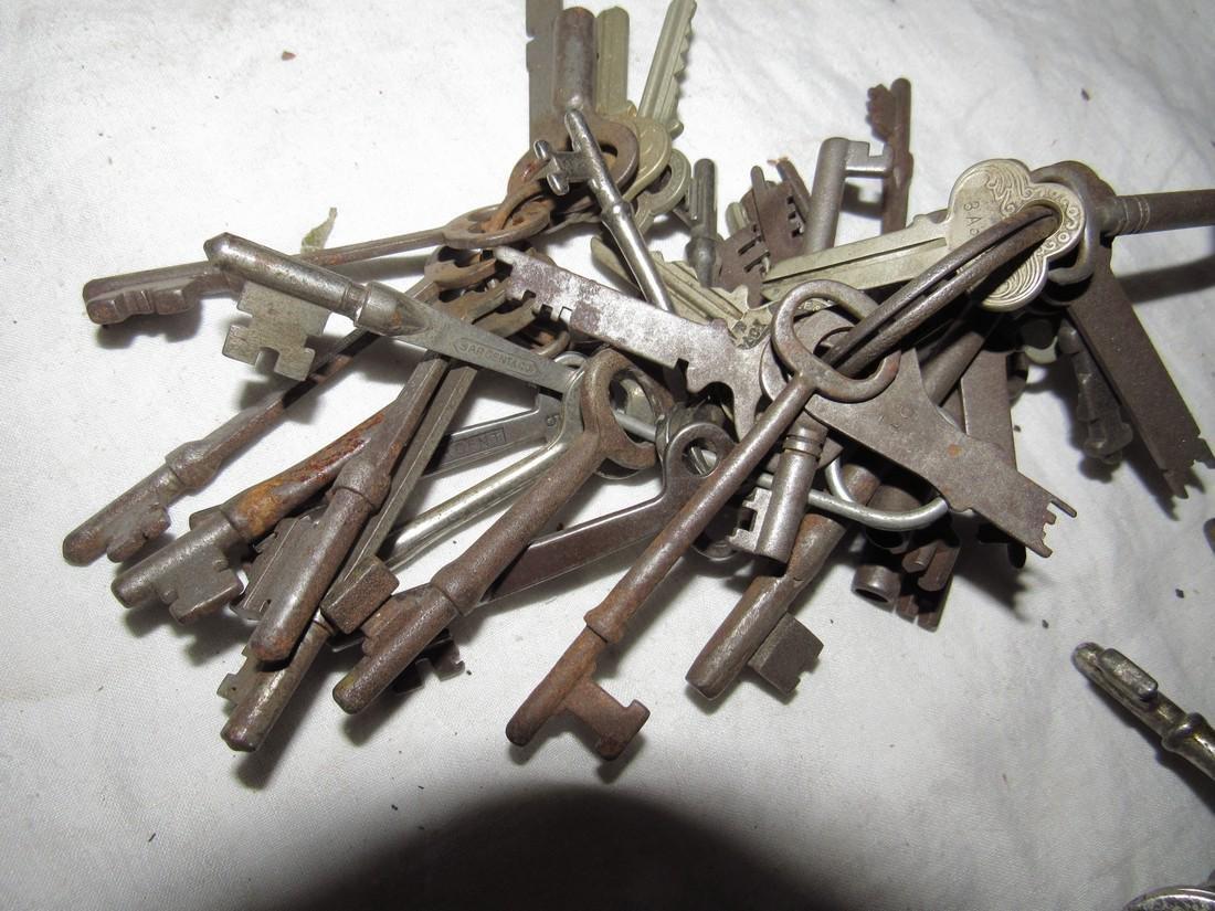Antique Skeleton Keys - 4