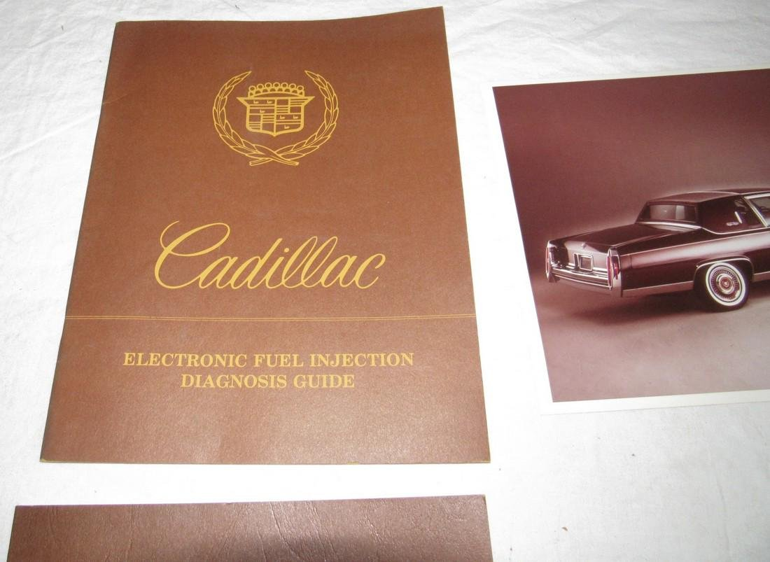 1975 Cadillac Shop Manuals & Photos - 2