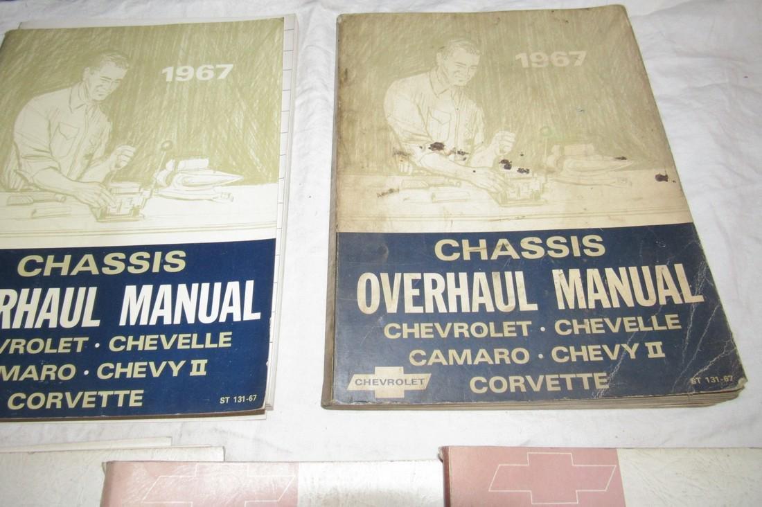 1967 Chevrolet Chasis 1964 Truck Shop Manuals - 4