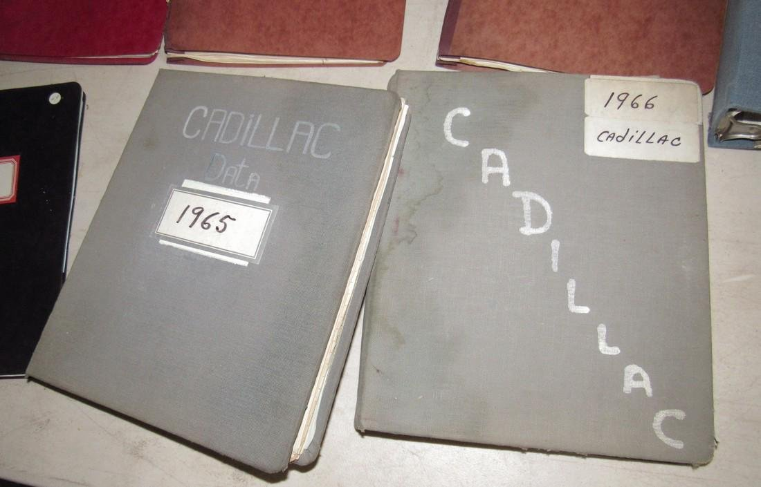 Cadillac Dealers Binders - 4