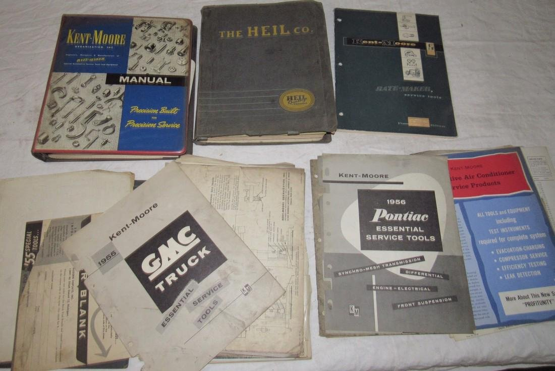 Misc Catalogs & Binders