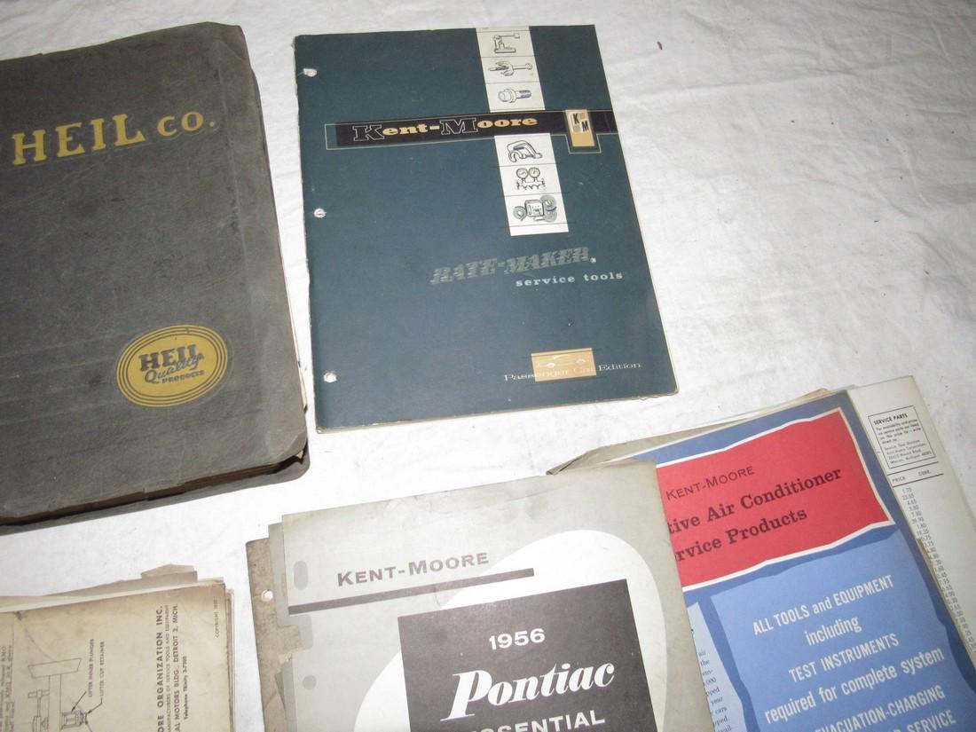 Misc Catalogs & Binders - 3