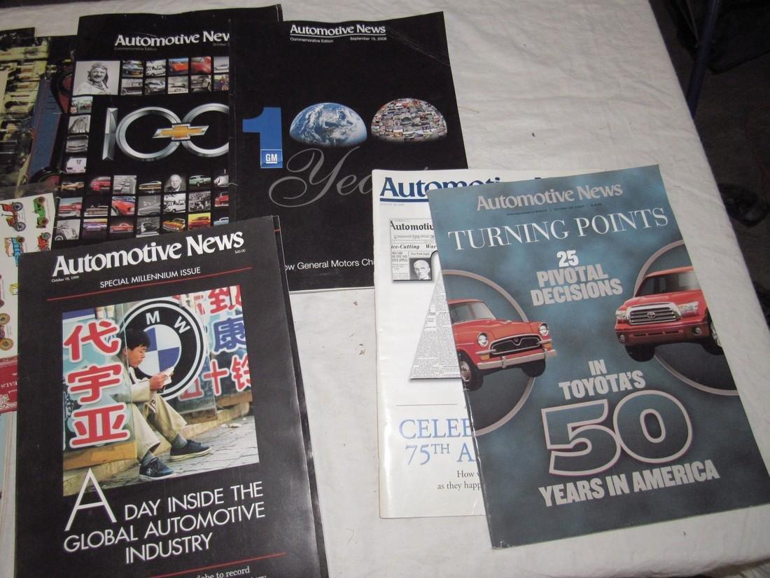 Car Magazines & Literature - 4