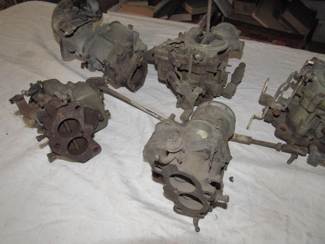 Carburetors - 2