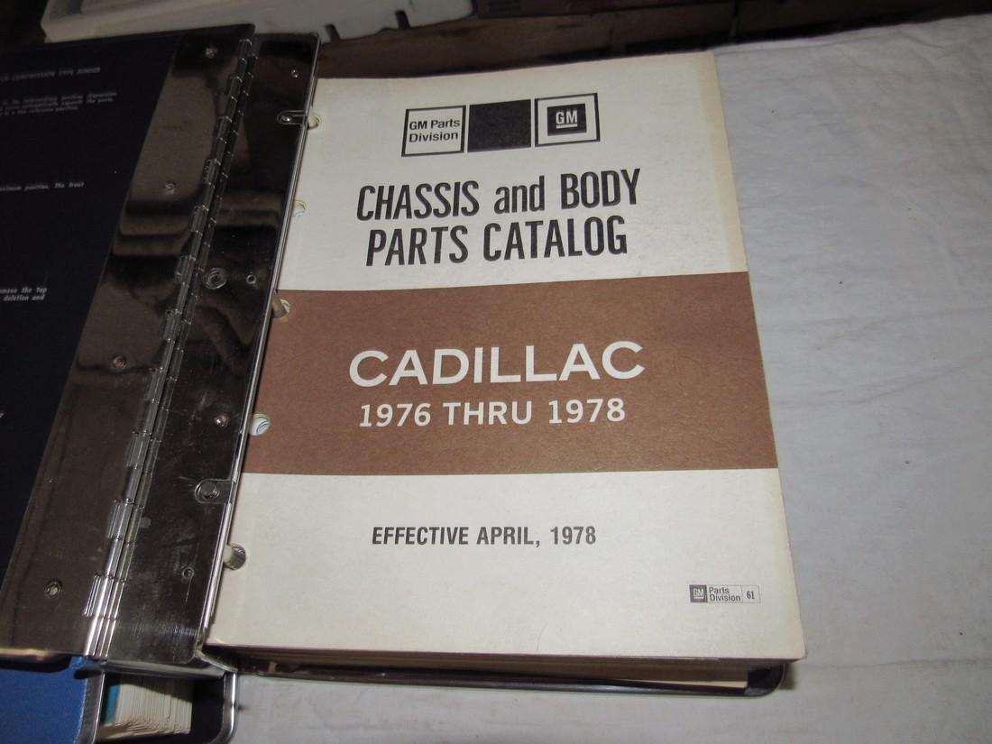 1965 Chevrolet 1976-78 Dealers Catalogs 1100 Manual - 6