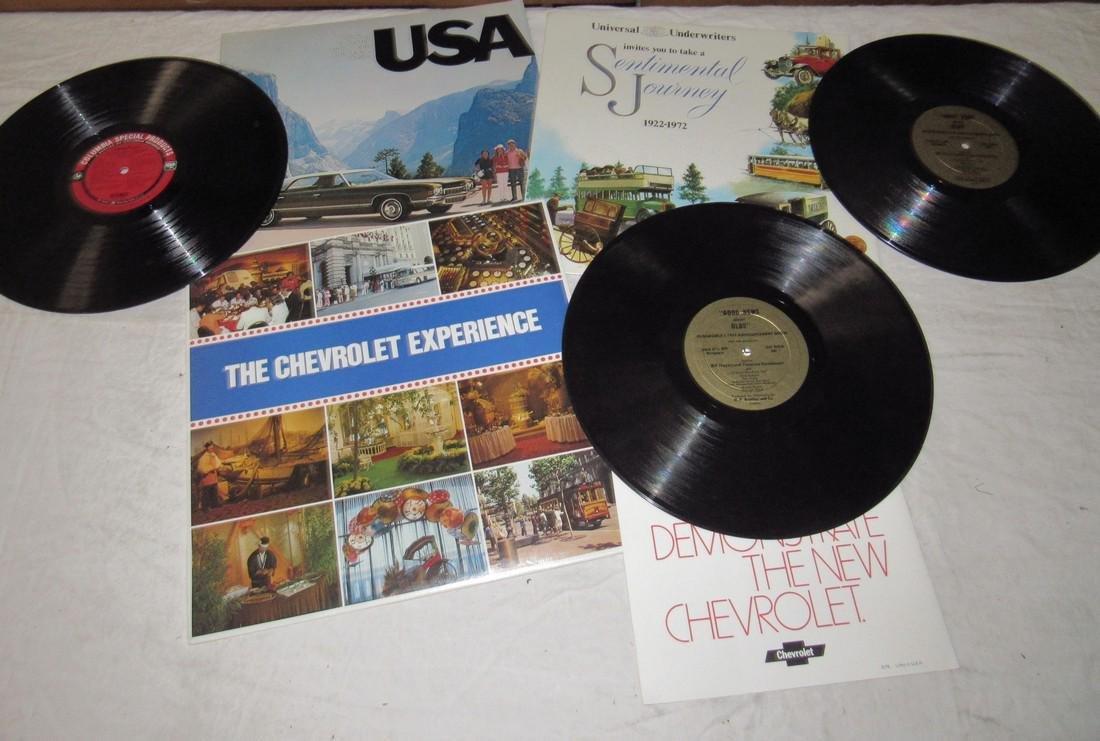 Chevrolet & Oldsmobile Records