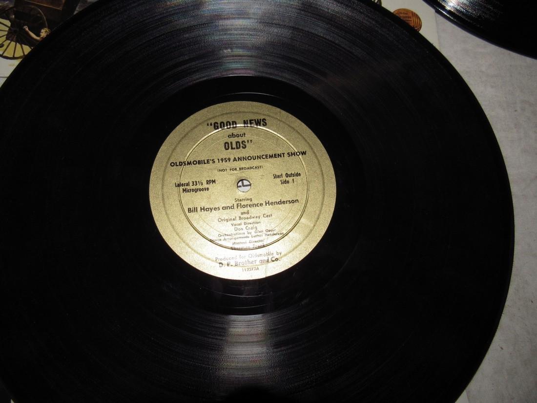 Chevrolet & Oldsmobile Records - 3