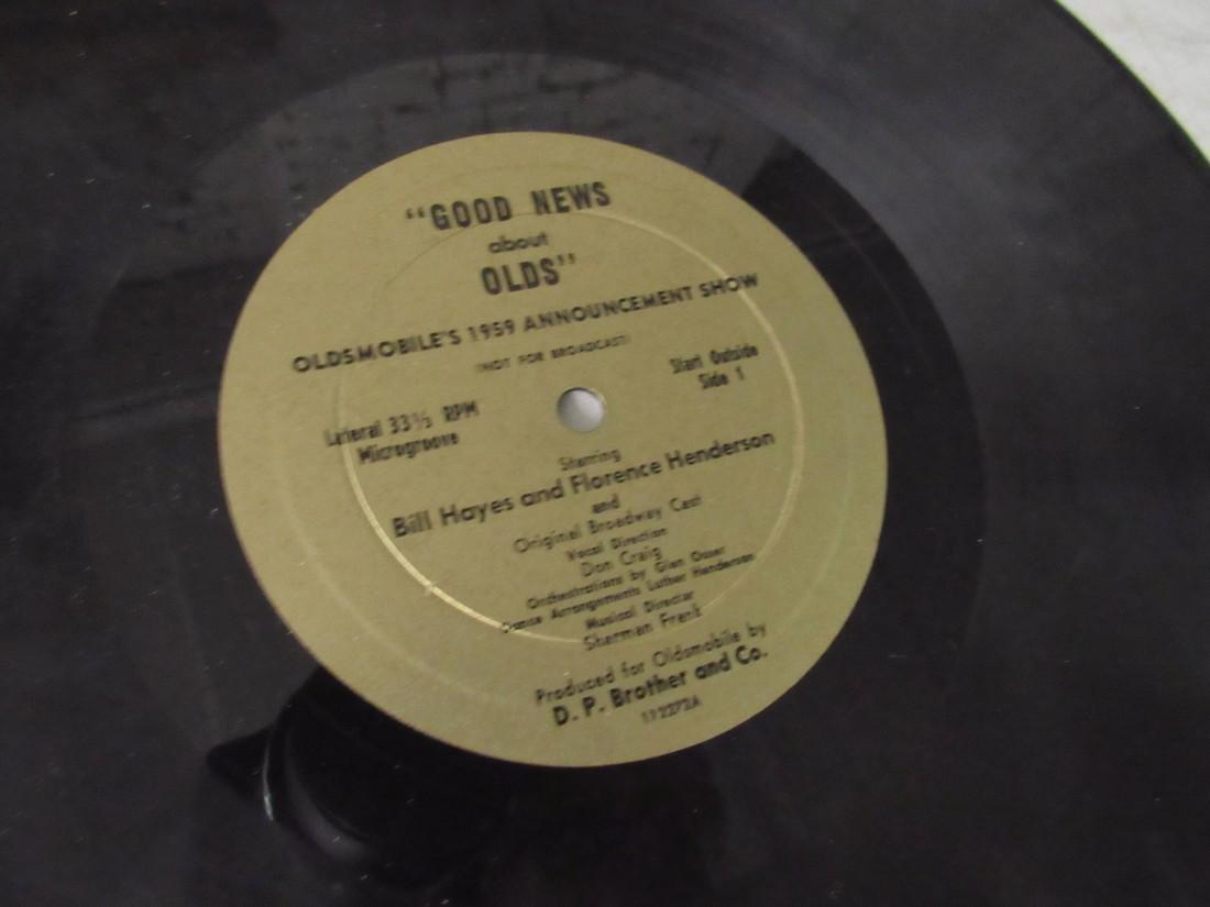 Chevrolet & Oldsmobile Records - 4