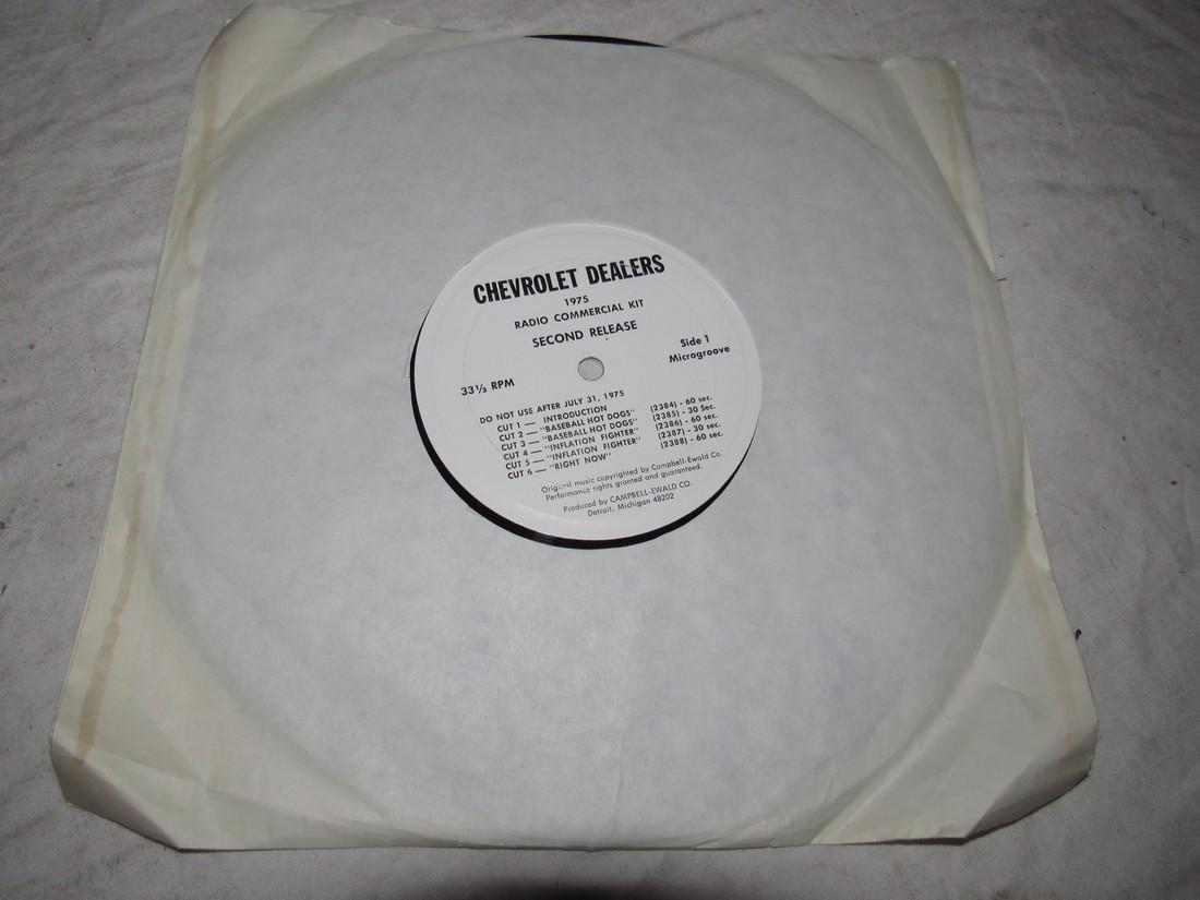 Chevrolet & Oldsmobile Records - 5