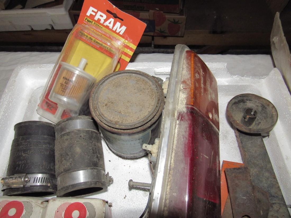 Jeep Shocks Veeder Counter Fuel Filter Ignition Parts - 3