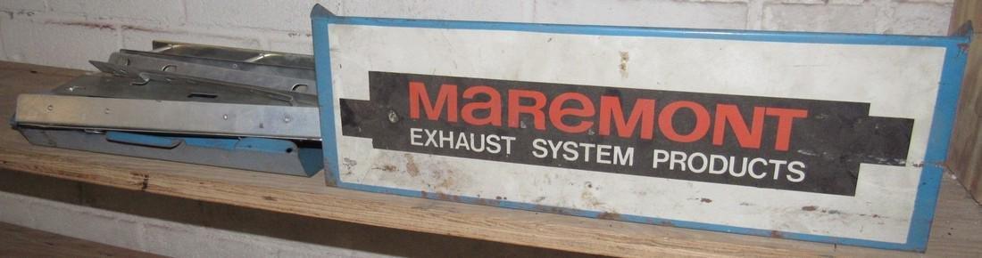 Maremont Exhaust Systems Binder Counter Holder