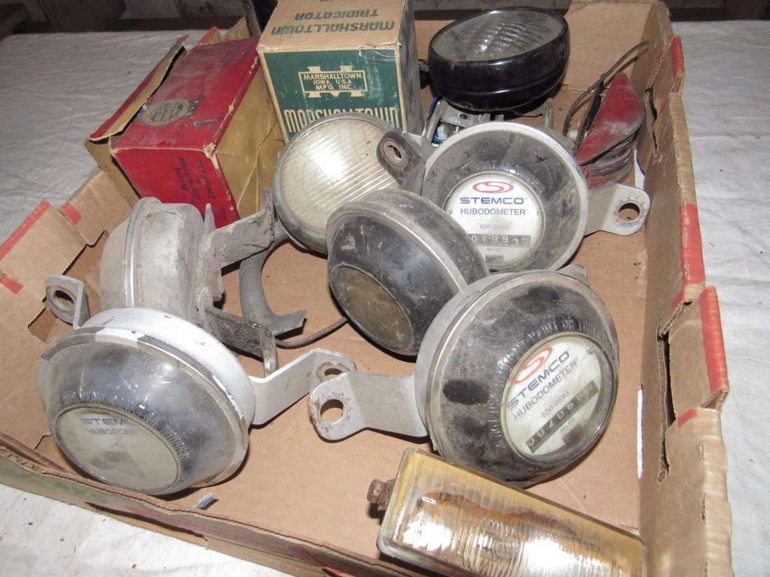 Hubodometers Lights Mirrors - 2