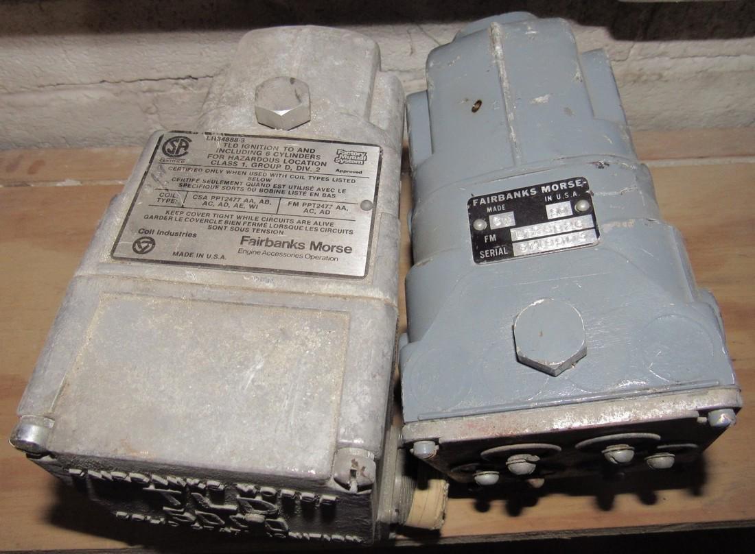 Fairbanks Morse Magnetos - 3