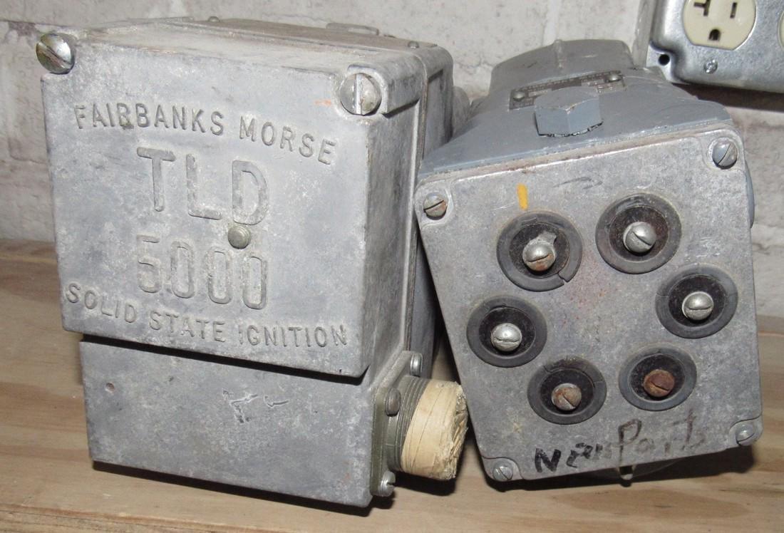 Fairbanks Morse Magnetos - 4