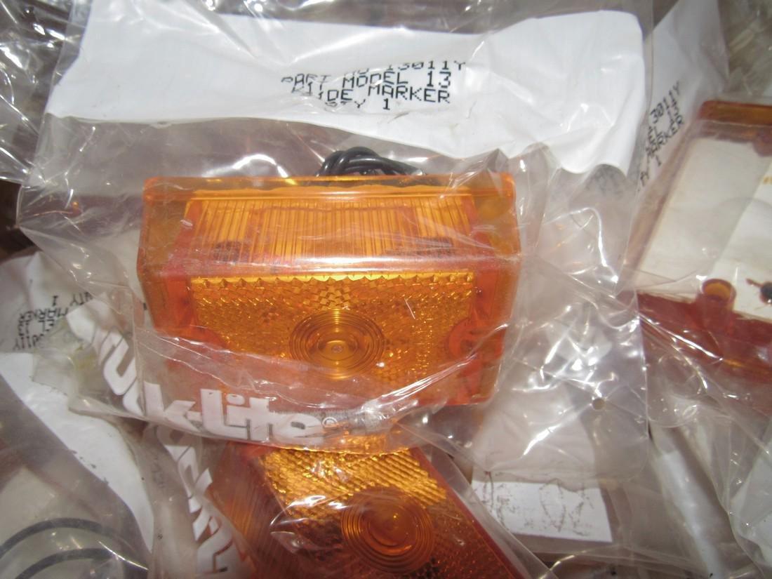 65 Side Marker Lights Part # 13011Y Model 13 - 3