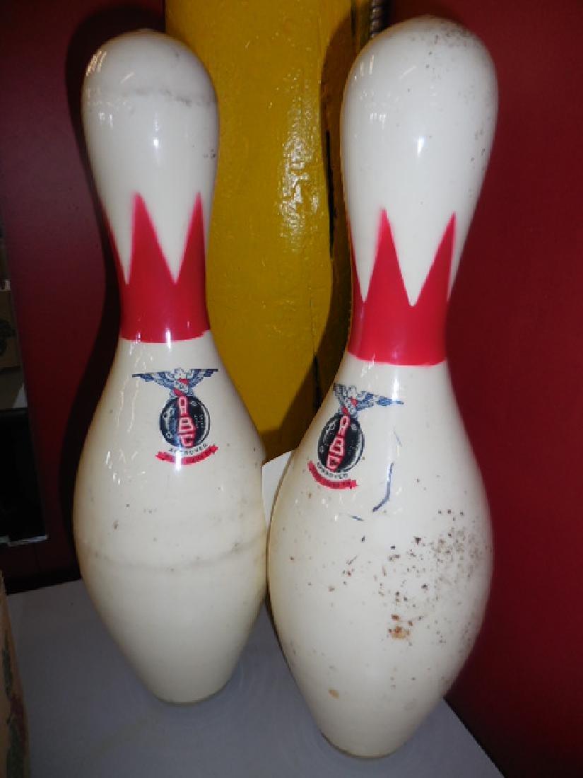 Brunswick Bowling Pins - 2