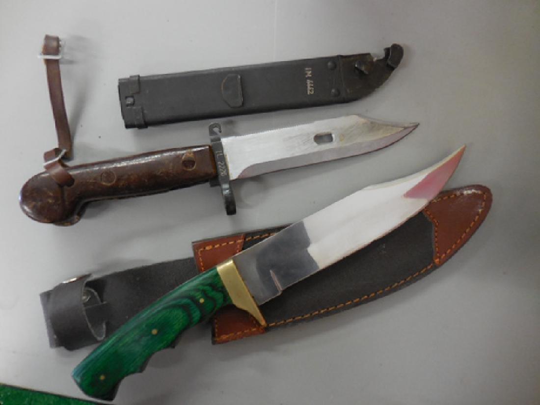 Bayonet, Hunting Knife