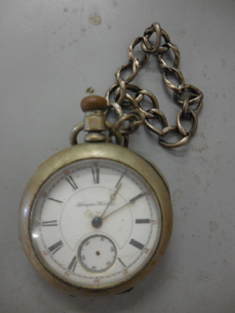 Hampton Pocket Watch