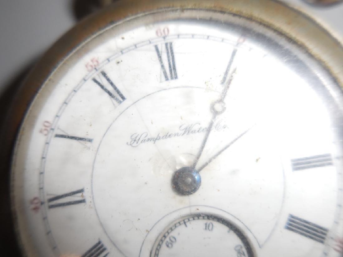 Hampton Pocket Watch - 2