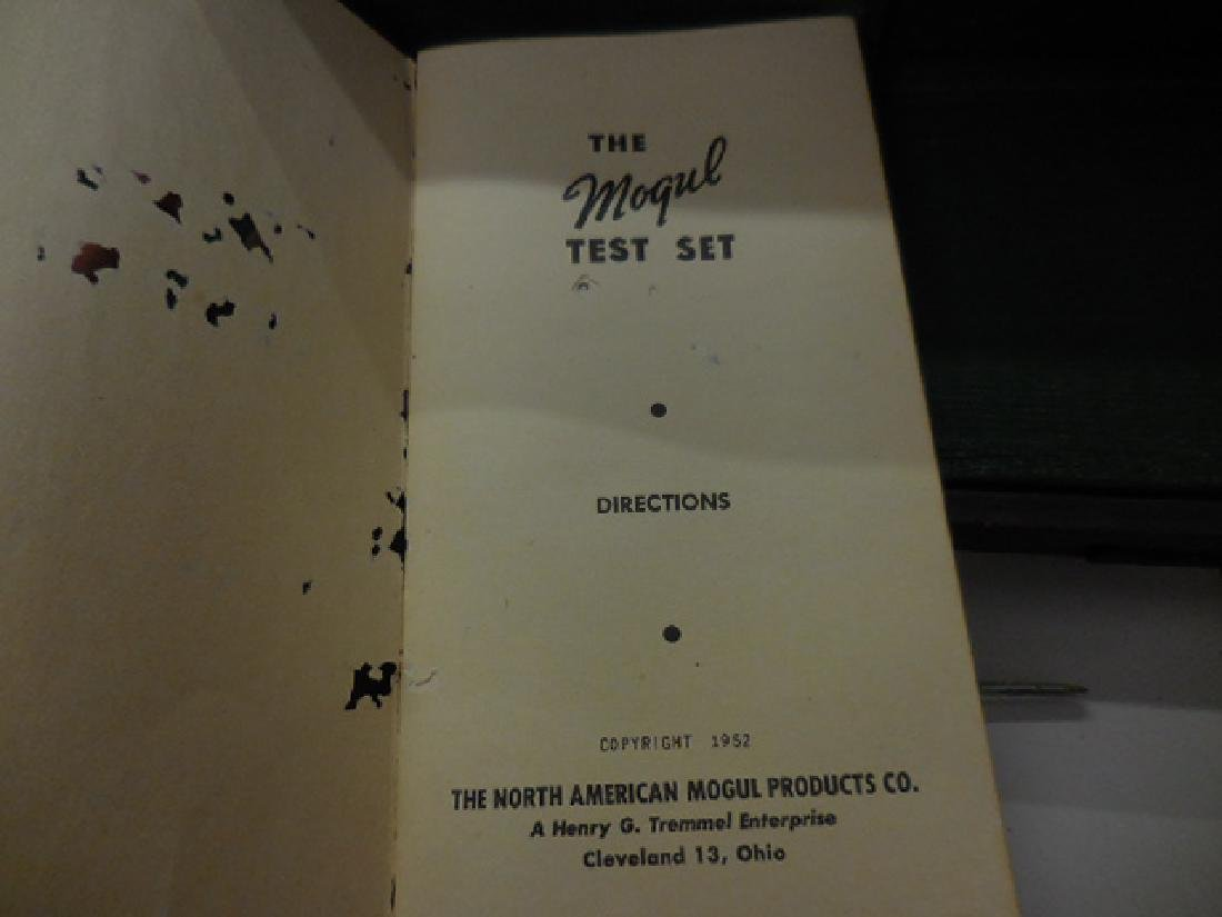 Mogul Test Set Kit - 2