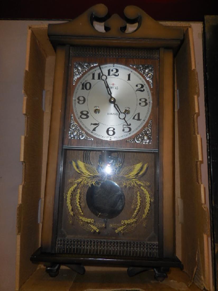 Veritas Chime Wall Clock