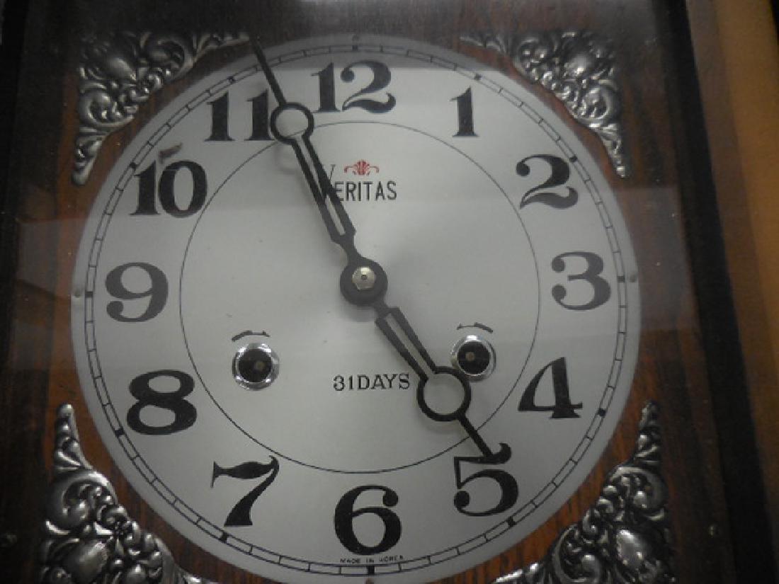 Veritas Chime Wall Clock - 2