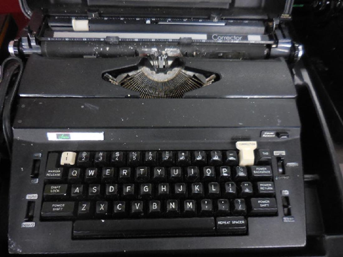 Typewriter Lot, Olympia, Underwood - 3