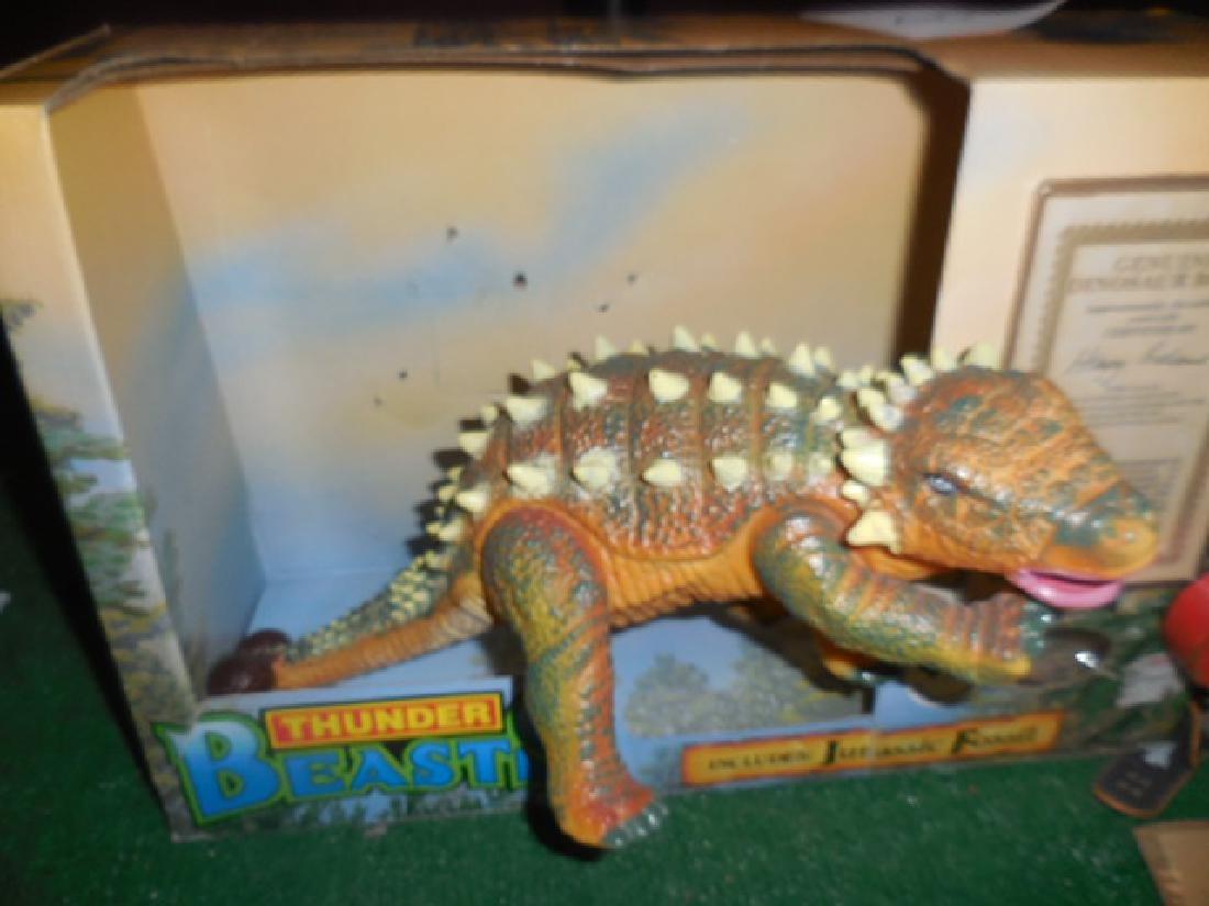 Vintage Wooden Rocking Horse, Toys - 4