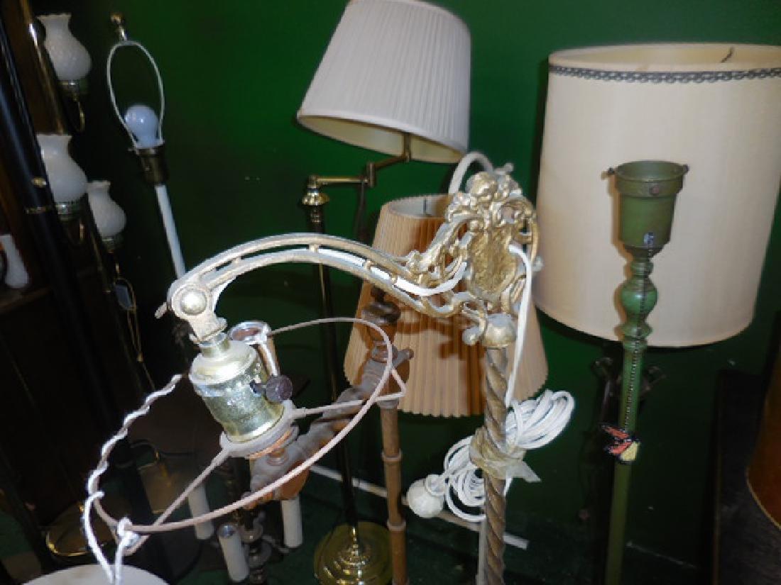 Floor Lamp Lot - 4
