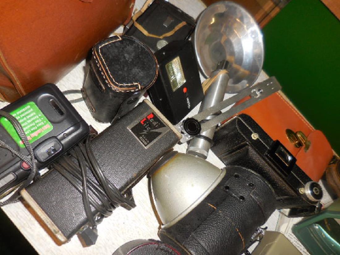 Vintage Camera Lot - 4