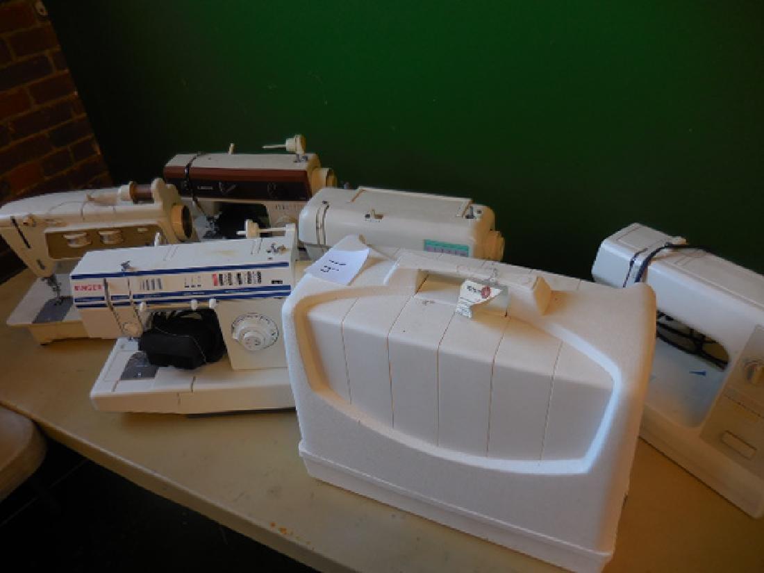 Sewing Machines, Kenmore, Singer