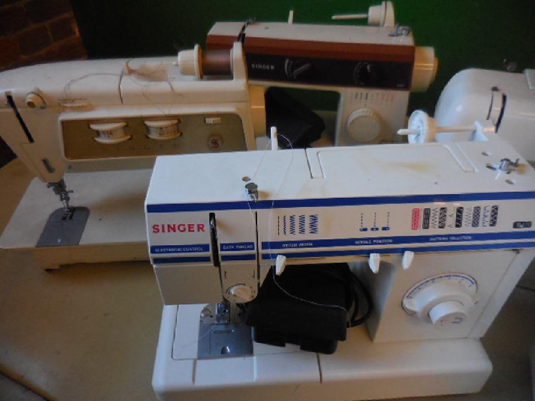 Sewing Machines, Kenmore, Singer - 2