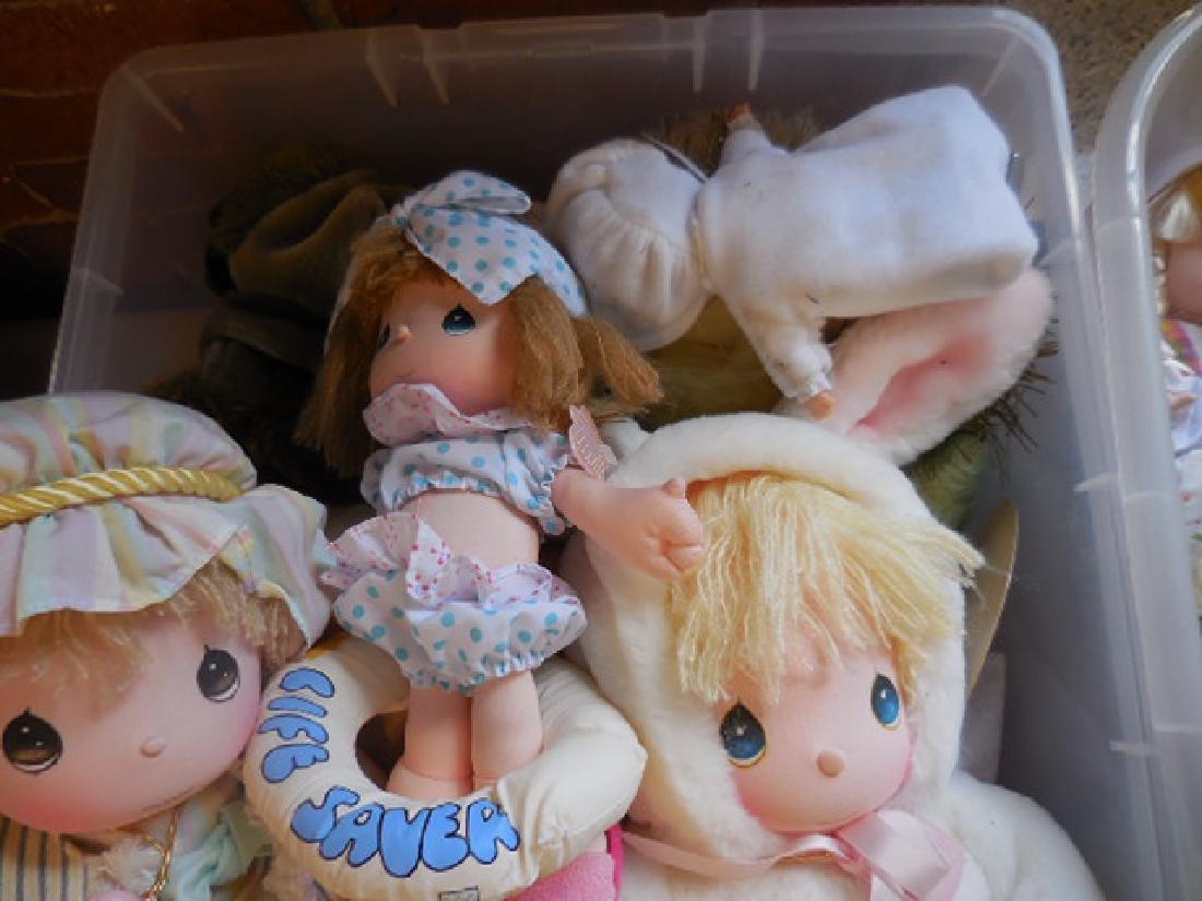 Precious  Moments Dolls - 2