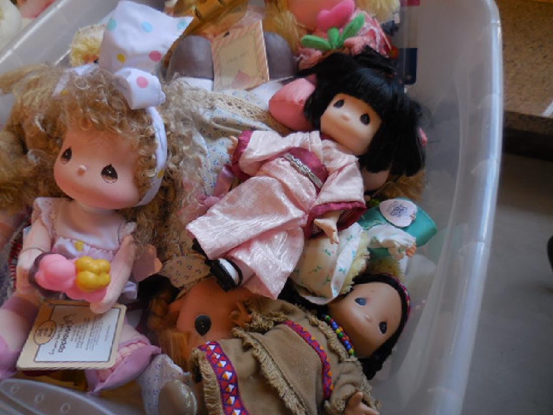Precious  Moments Dolls - 3