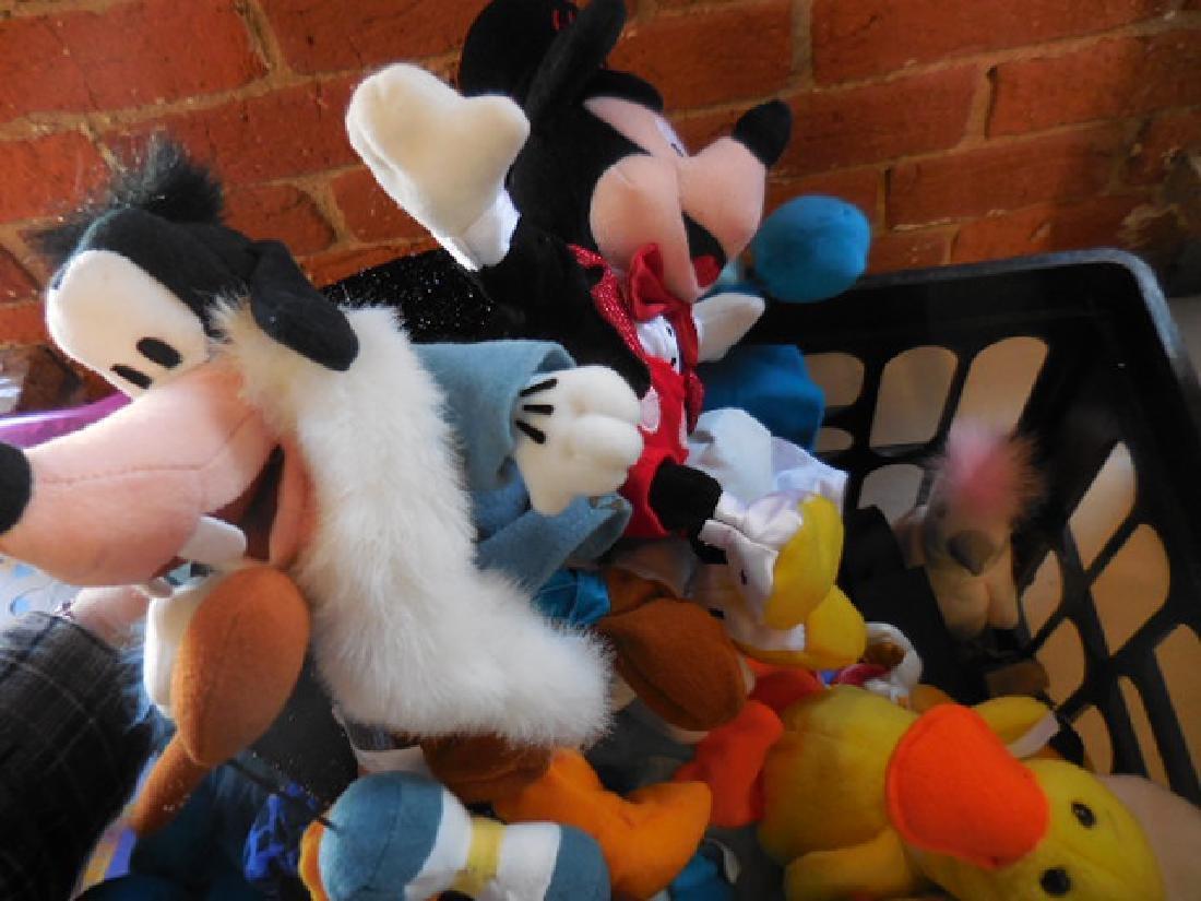 Mcdonalds, Disney, TY Beanie Toys - 2