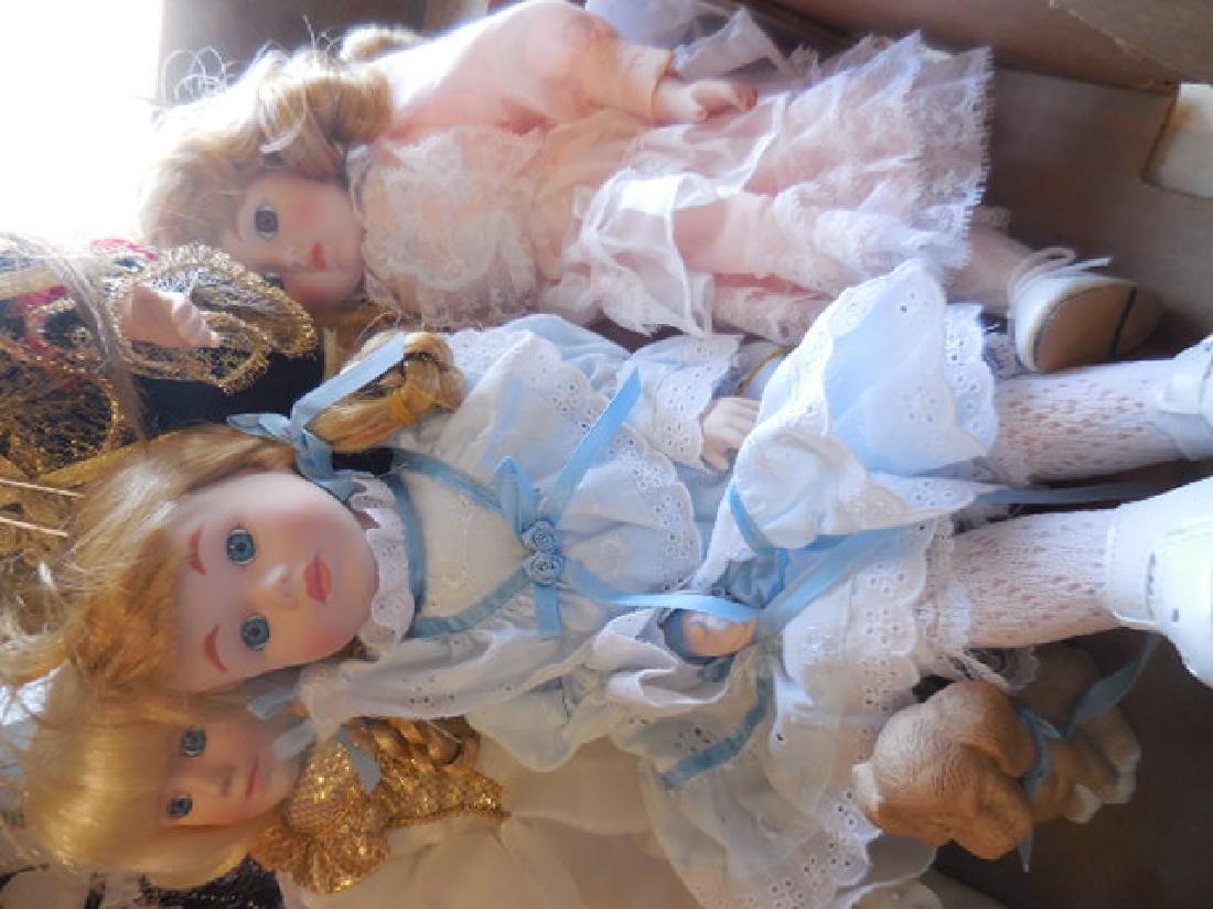 Porcelain Dolls - 2