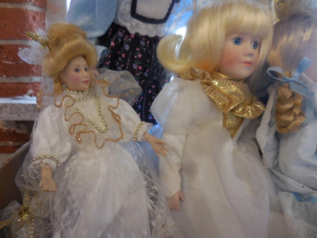 Porcelain Dolls - 3