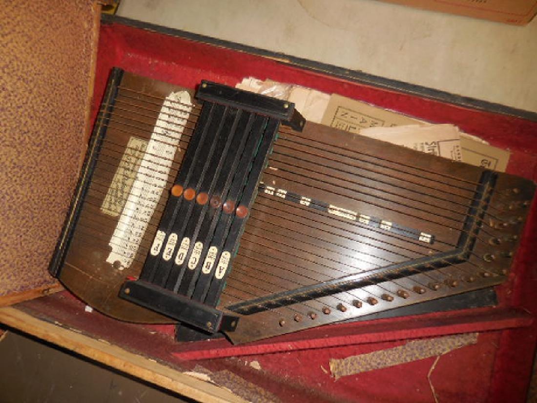 Hamburg Zitho Harp