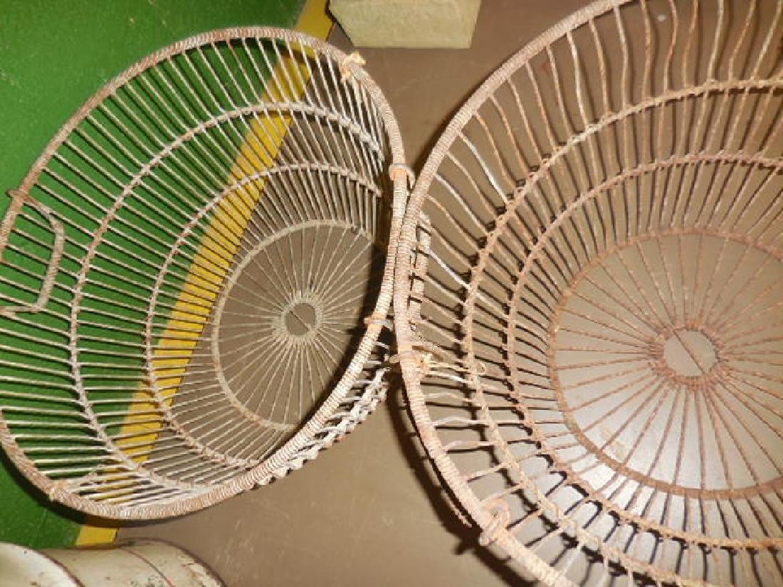 Metal Wire  Baskets - 2