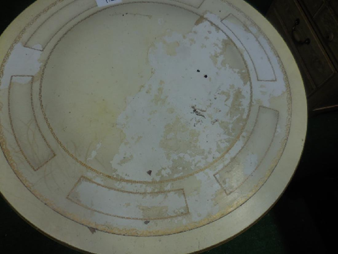 Round Entry Table - 2