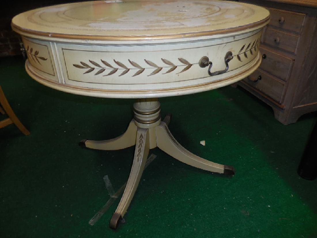 Round Entry Table - 3