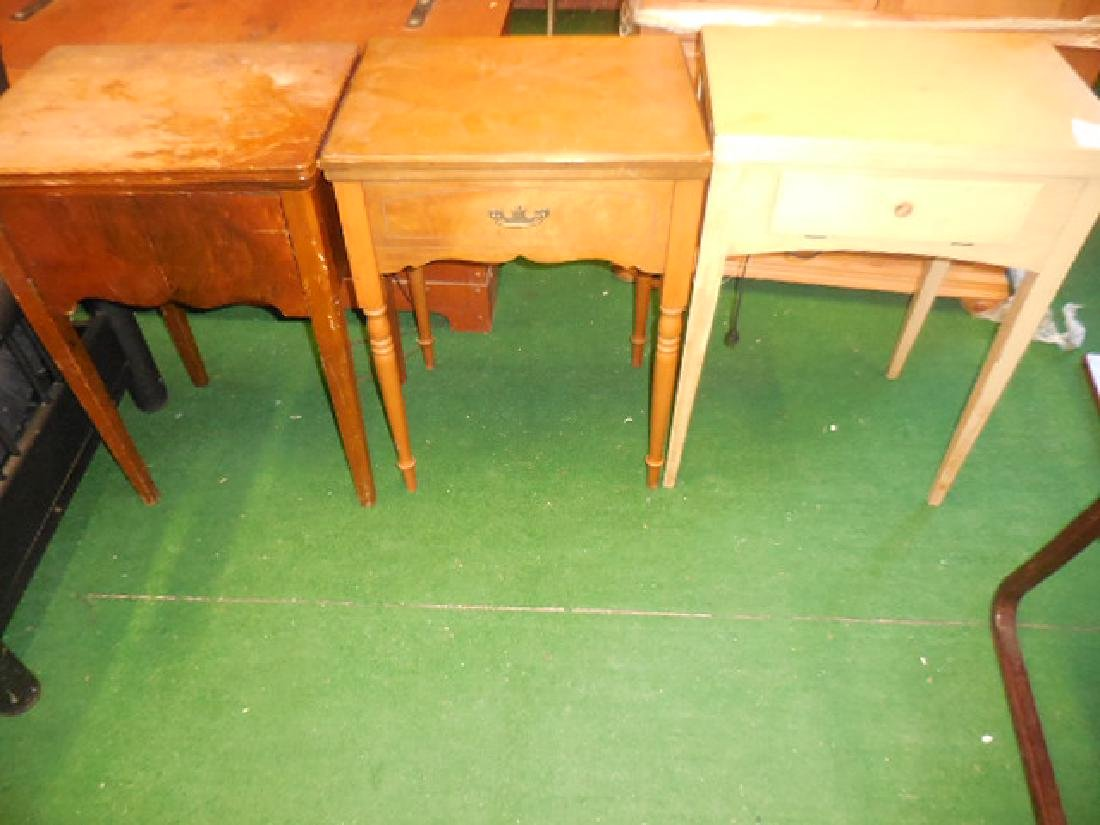 Sewing Tables & Machines