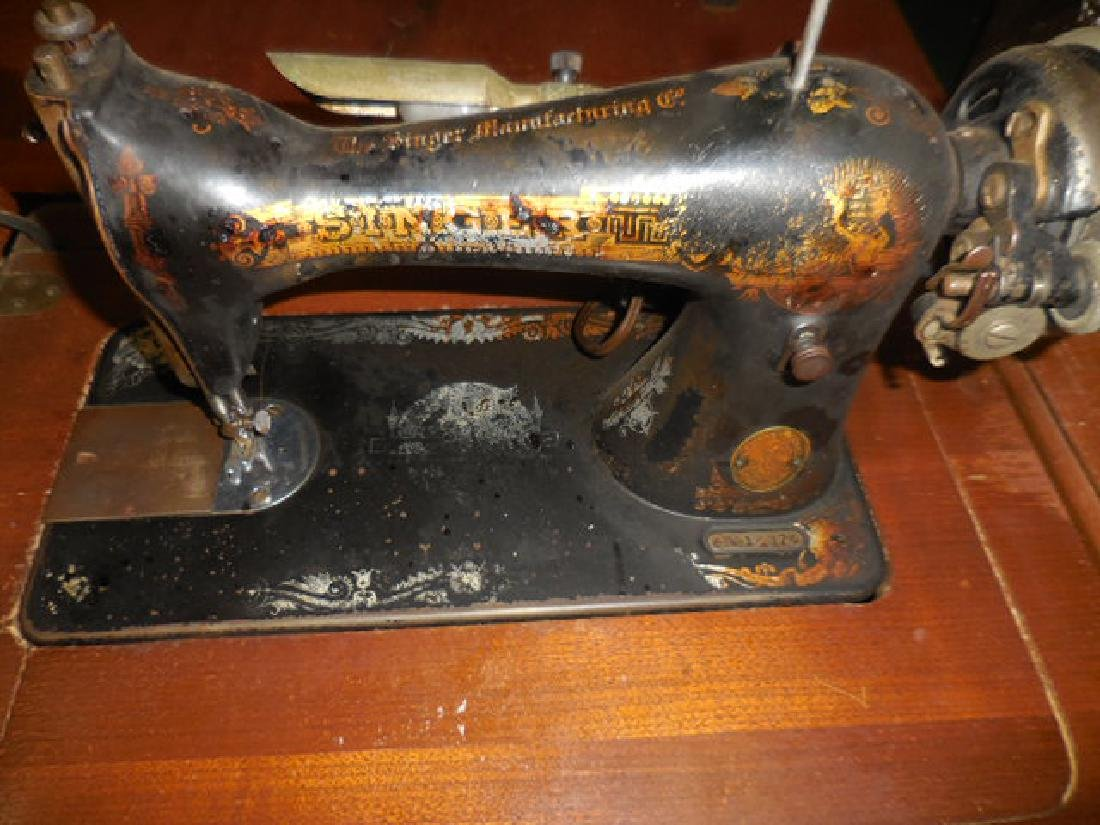 Sewing Tables & Machines - 2