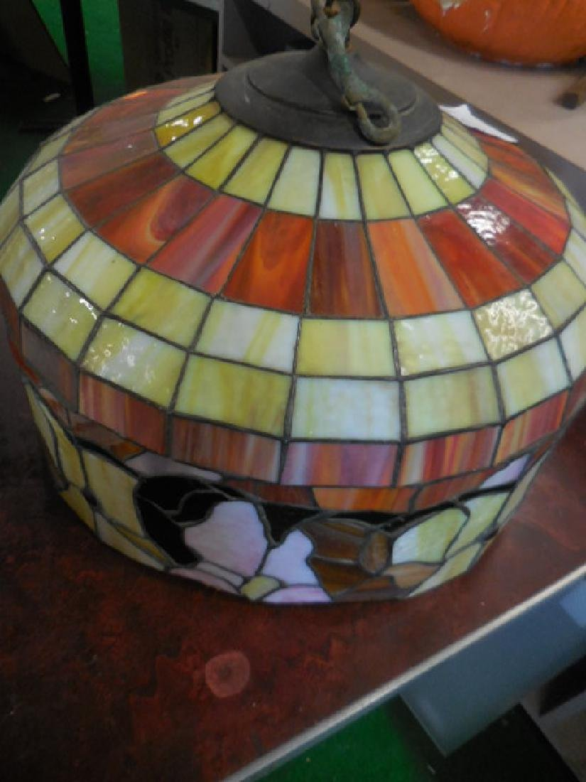 Stained Glass Light Shade