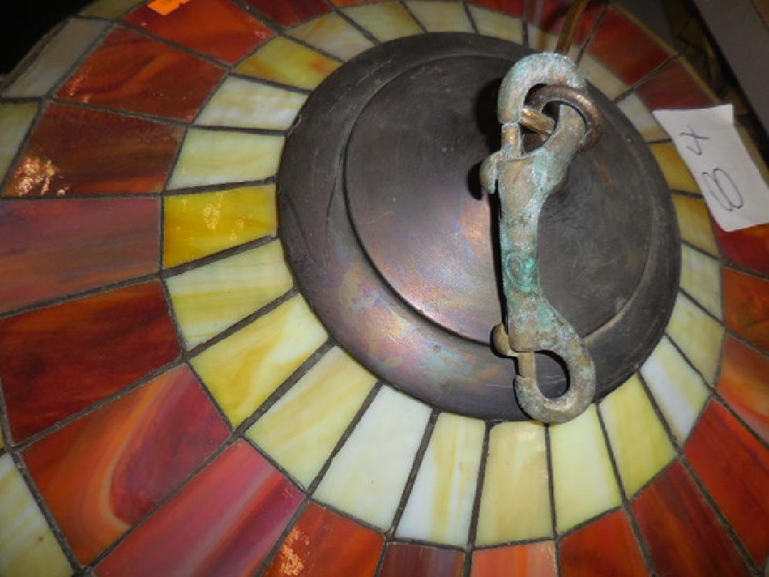 Stained Glass Light Shade - 2